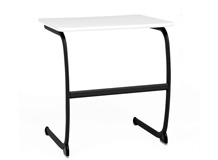 Cantilever School Desk