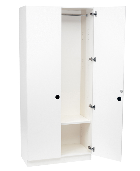 Double Door Cloak Cupboard