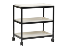 Double Shelf Food Trolley
