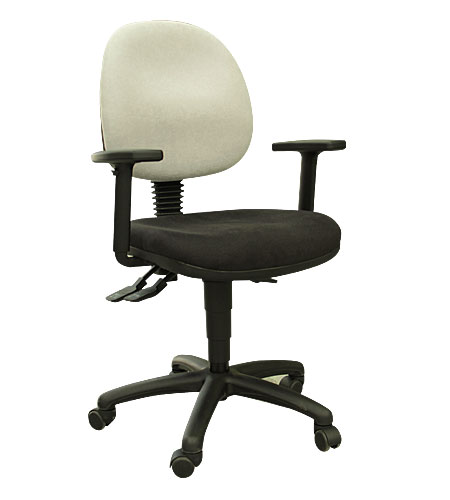 Ergonomic Task Chair with arms