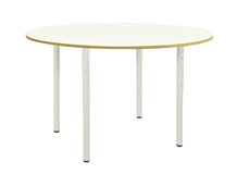 Oxford Round Task Table