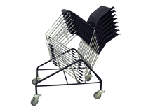 Swiss Chair Trolley