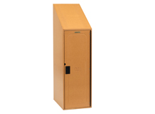 Single Door Locker Sloping Top