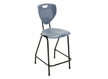 Trupos Ultra Stool with back