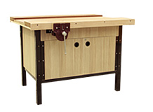 Woodwork Bench - 2 Stations